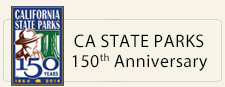 California State Parks 150th Logo