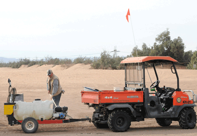 Volunteer at Heber Dunes SVRA Photo
