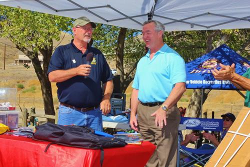 Photo of Carnegie SVRA Visitor Appreciation Day