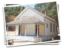 Vineyard School House Photo