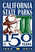 California State Parks 150th Anniversary Logo