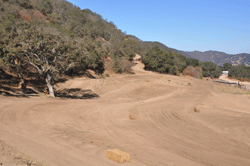 Photo of the GP Track at Hollister Hills SVRA