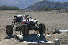 Hungry Valley SVRA 4x4 Practice Area Photo