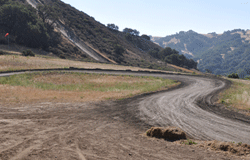 Photo of the TT Track at Hollister Hills SVRA