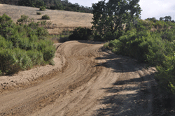 Photo of the Vintage Track at Hollister Hills SVRA