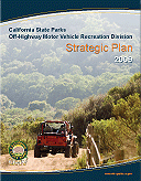 Image of the OHMVR Division Strategic Plan Cover