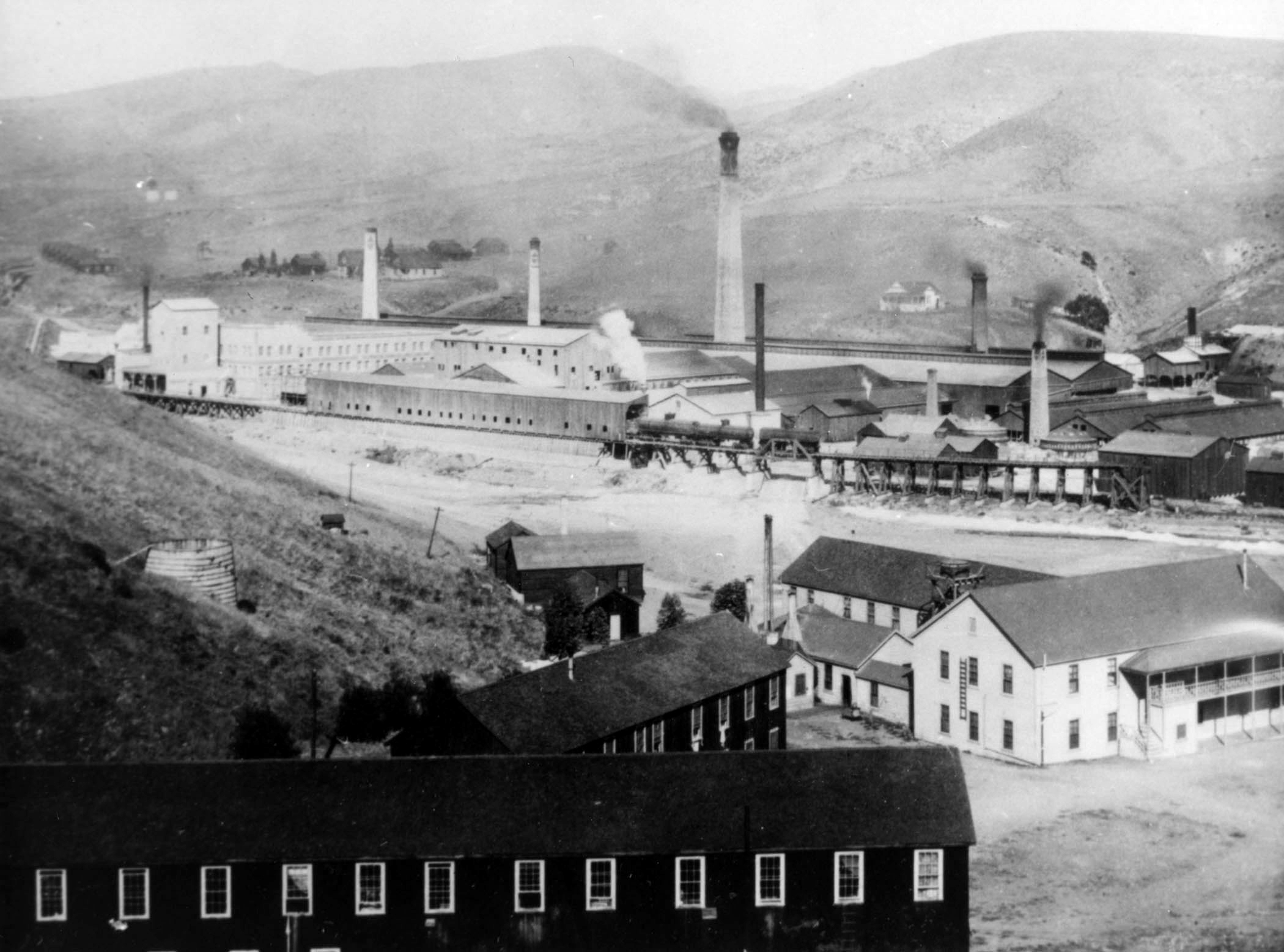 Carnegie Town and Brick Plant